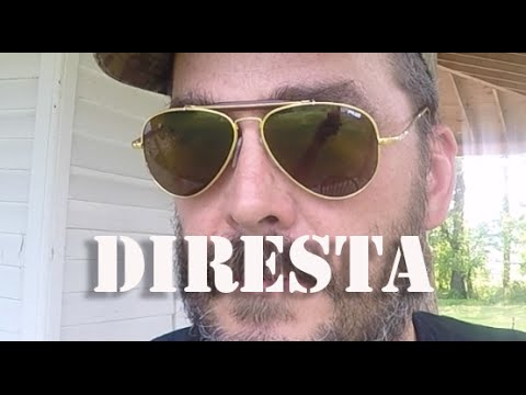 ✔ DiResta SunGlass Case