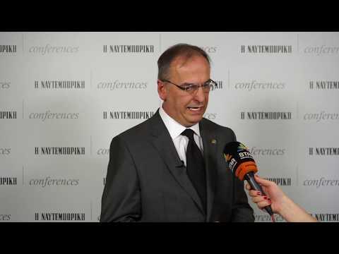 Μάκης Παπαταξιάρχης, Δ.Σ Janssen Ελλάδος, Πρόεδρος. PhRMA Innovation Forum