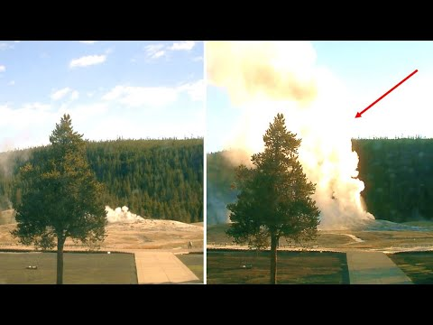 Yellowstone System Alert Just Revealed That A Massive Amount Of Magma Flow Entered Into Yellowstone