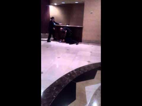 Police brutality in El Dorado Casino in Shreveport Louisiana!!!