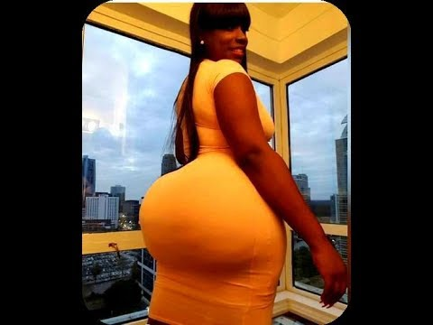 THICK AND CURVY GIRLS OF AFRICA  VOL: 5 / THICK WOMEN ONLY