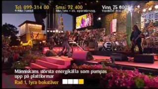 Europe - Let The Children Play - Live At Sommarkrysset 2007