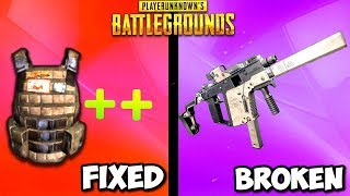 10 BROKEN Mechanics That NEED To Be FIXED In PUBG! (#1 will shock you)