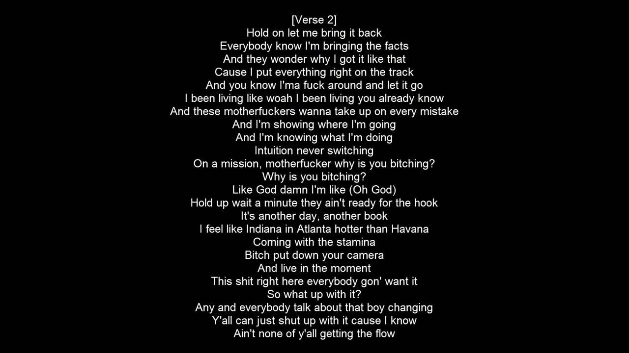 Logic - Flexicution [Lyrics] - YouTube