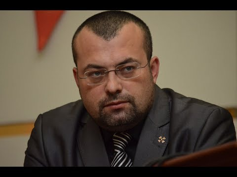 Александр Кофман (экс министр МИД ДНР)  в прямом  эфире PolitWera