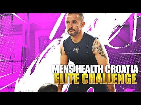 Mens Health Croatia Elite Challenge
