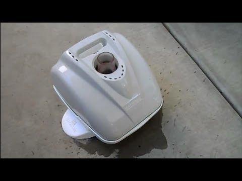 Hayward Navigator Pool Cleaner Youtube