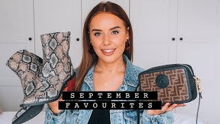 SEPTEMBER FAVOURITES | Hello October
