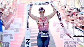 Relive the action from the 2016 Kellogg's Nutri-Grain IRONMAN New Z...