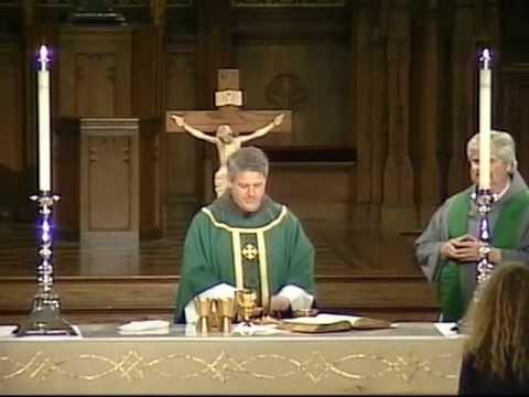Catholic Mass - 2/10/13 - 5th Sunday In Ordinary Time