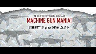 machine gun mania   h g36 h mp5 colt m4 iwi uzi fnh m249 saw