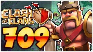 Clash Of Clans Part 709: BARBARENKÖNIG auf Level 15 verbessern!