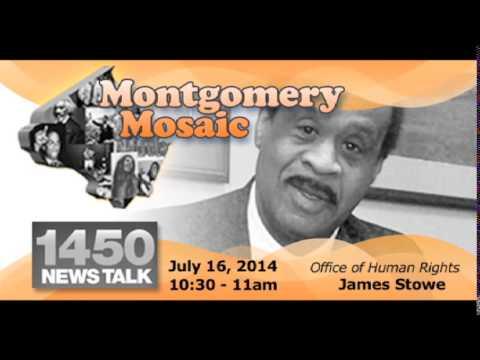 July 16, 2014 Montgomery Mosaic Radio Show