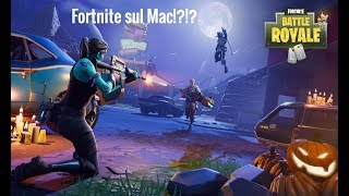 You can play fortnite with a Mac?