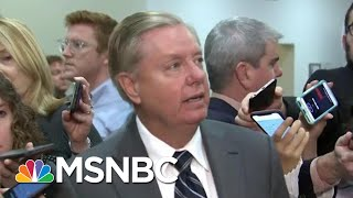 After CIA Briefing, Lindsey Graham Ties Saudi Prince To Jamal Khashoggi Killing | Hardball | MSNBC