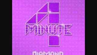 [AUDIO] 4Minute - Hide and Seek MP3