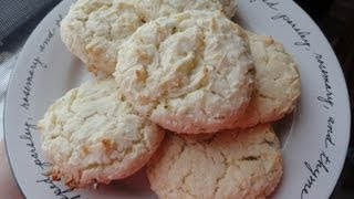 Recipes Using Cake Mixes #21: Lime In The Coconut Cookies