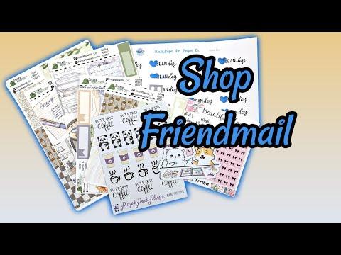 Shop Friend Mail