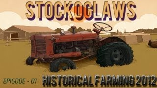 Lets Play Agricultural Sim - Historical Farming - EP001