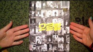 Unboxing EXO 1st Album XOXO Repackage Growl (Kiss Version)