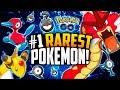 Pokemon Go - The #1 Rarest Pokemon In Pokemon Go!  1 Pokemon You Will Never Find!