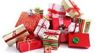 США Рождественские подарки