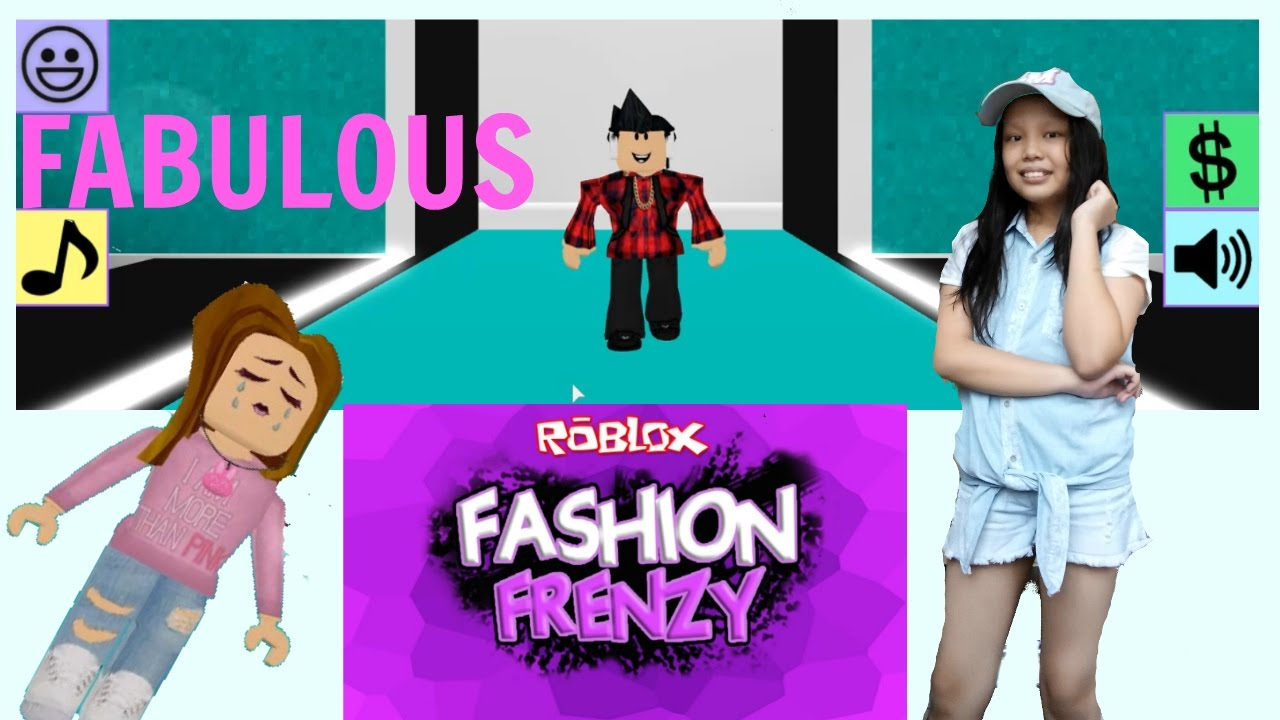 roblox fashion frenzy how to play