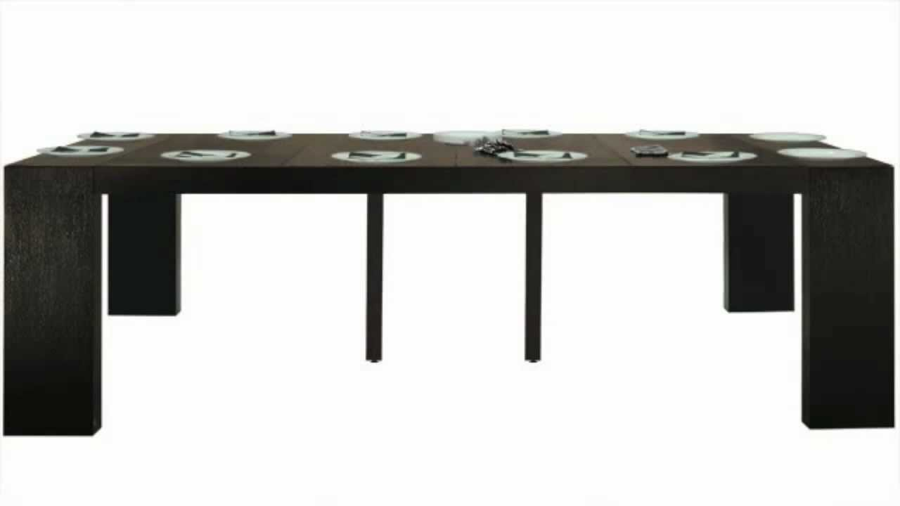 But Console Extensible Table Console Extensible Square Deco