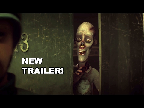 3D Animated Short Film Trailer - Less Than Human - by The Animation Workshop
