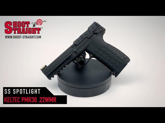 Kel-Tec PMR30 .22WMR Pistol - Shoot Straight Spotlight