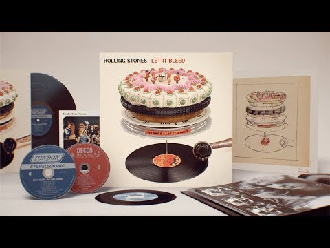 Kenny Young - Rolling Stones To Release Anniversary Edition of Let It Bleed