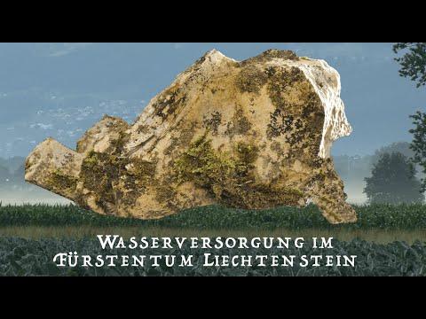 Wasserversorgung In Liechtenstein Im Jahr 2018