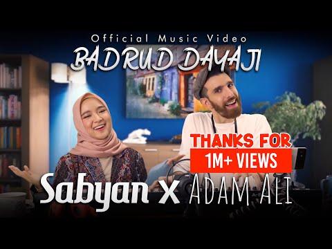 Download  Badrud Dayaji - SABYAN FEAT ADAM ALI Gratis, download lagu terbaru