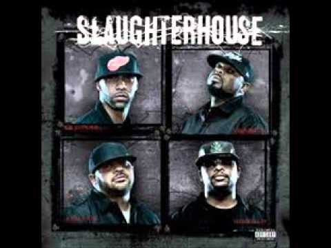 Crooked I ft. Slaughterhouse - Monsters In My Head
