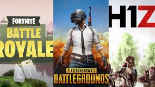  Game Review  Battle Royale Games