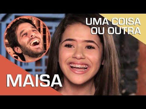 UMA COISA OU OUTRA - MAISA