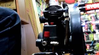 Травит воздух из автоматики, в чём может быть причина \ Травит воздух из компрессора(Из задней части автоматики на компрессоре травит воздух.... Исправим), 2014-11-07T15:47:17.000Z)