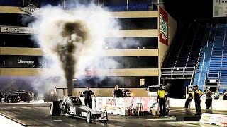 """HYPER""MAX! 6 SEC TRIPLE TURBO DIESEL DRAGSTER! RT 66 FRIDAY NIGHT!"