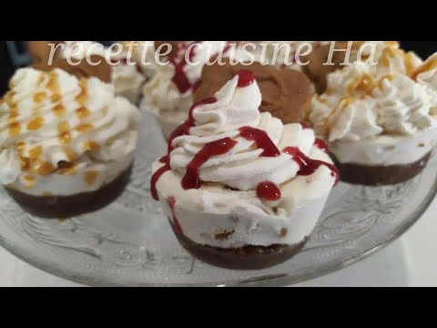 recette-des-mini-cheesecake-spéculoos-caramel-ou-framboise