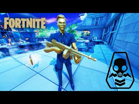 Fortnite - Midas Becomes Team Shadow During Doomsday Event (Exploring the Destroyed Agency)