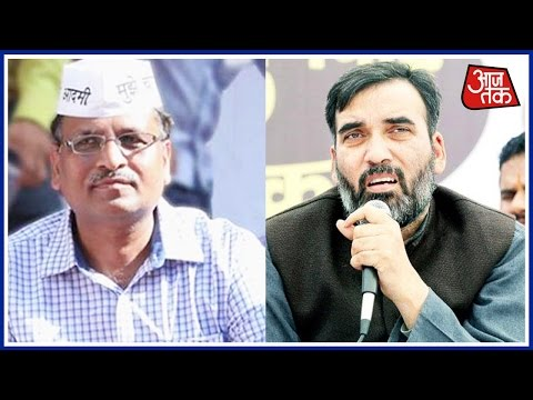 Gopal Rai Gives Up Transport Ministry, Satyendar Jain May Take Over