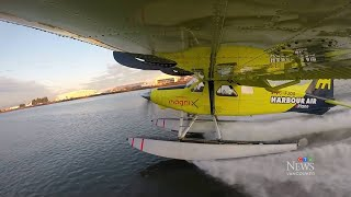 World's first electric plane takes off in British Columbia