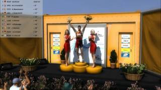 Pro Cycling Manager 2013 - Podium Ceremony Test