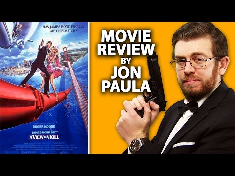A View To A Kill -- Movie Review #JPMN