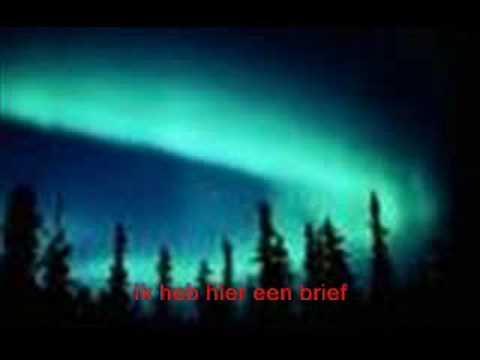 Karaoke versie, slideshow De Vlieger van Andre Hazes
