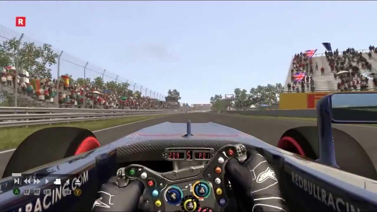 Обзор: F1 2 15 - Игры Mail Ru