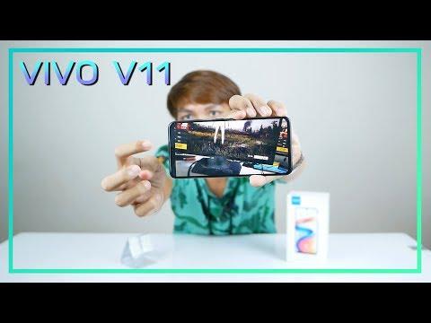 รีวิว VIVO V11 ความรู้สึก 18+