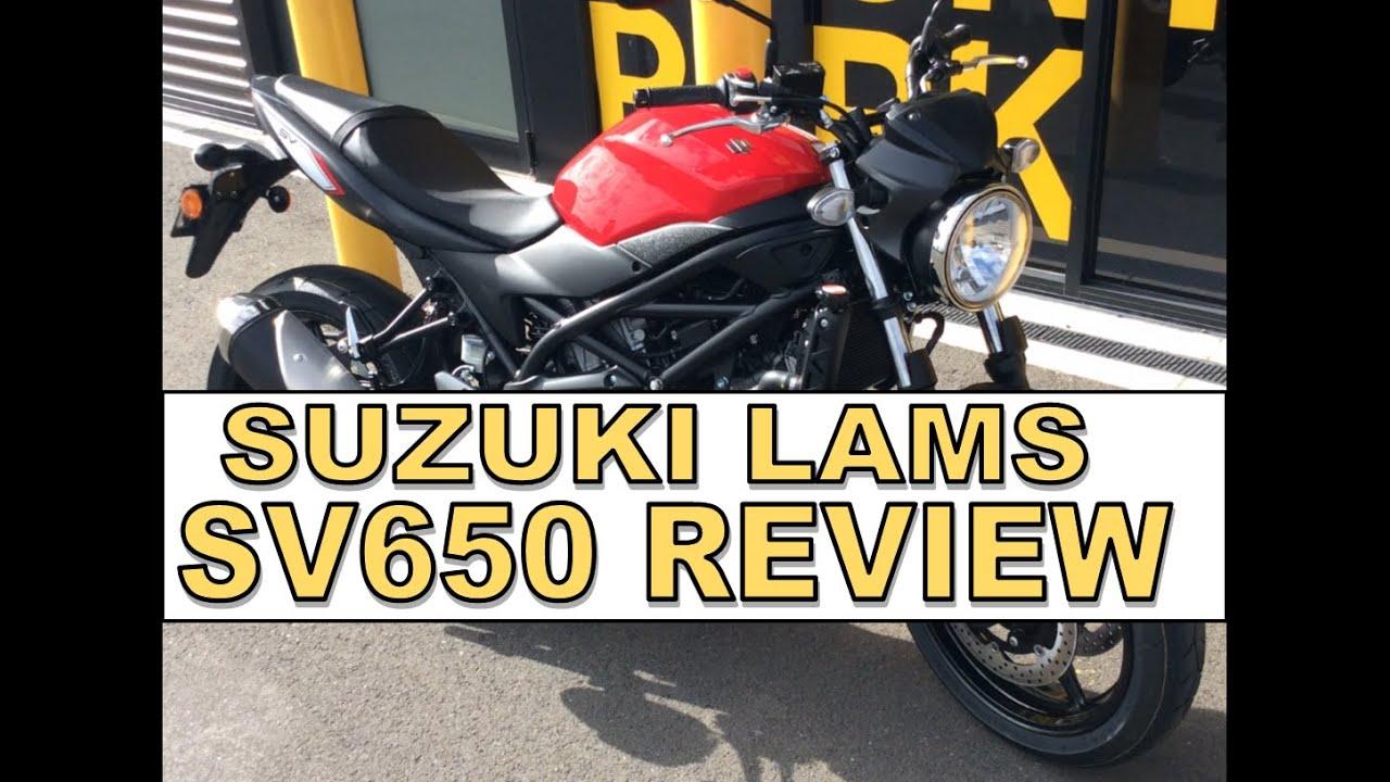 MCHP Ep8 Suzuki LAMS SV650 Review 2016