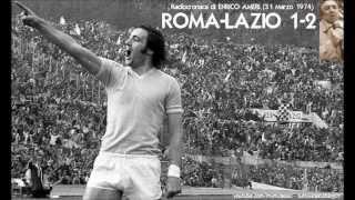 Roma-lazio 1-2  31/3/1974  Radiocronaca Di Enrico Ameri  Tutto Il Calcio Minuto Per Minuto