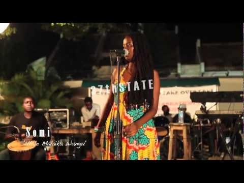 SULTRY AFRICAN JAZZ SINGER SOMI LIVE PERFORMANCE@ THE LIFE HOUSE